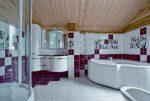 Большая ванная комната дизайн – Большая ванная комната- дизайн и фото как ориентиры при проектировании интерьера