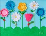 Цветы своими руками из бумаги на плакат – Объемные цветы из бумаги своими руками – рукотворная красота! Мастер-класс с фото: цветы и букеты из бумаги своими руками — Женское мнение