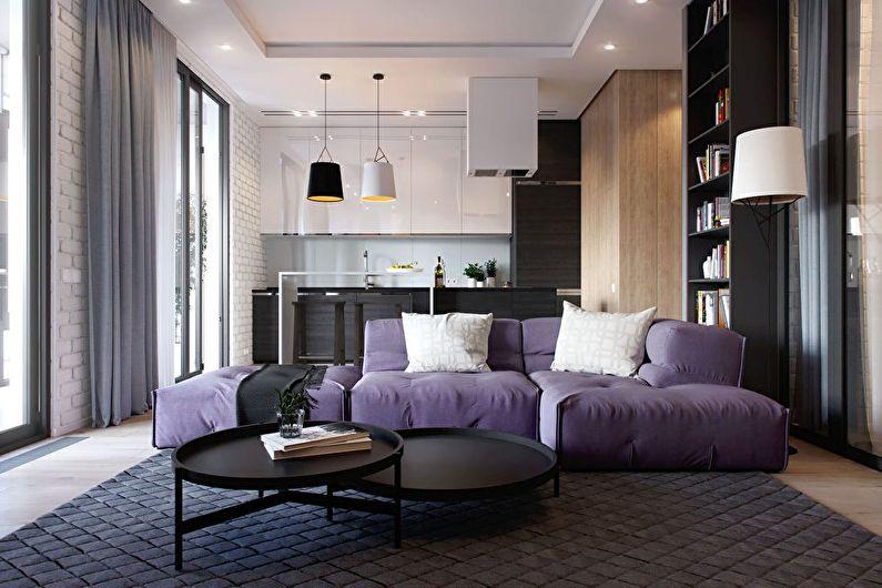 фото дизайн кухонь гостиных дизайн интерьера гостиной кухни в