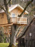 Фото домиков на дереве – Картинки дом на дереве, Стоковые Фотографии и Роялти-Фри Изображения дом на дереве
