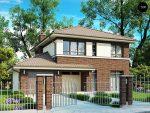Фото коттеджей из кирпича фото – Дома из кирпича — проекты кирпичных коттеджей и домов, цены на строительство, фото фасадов и планировки