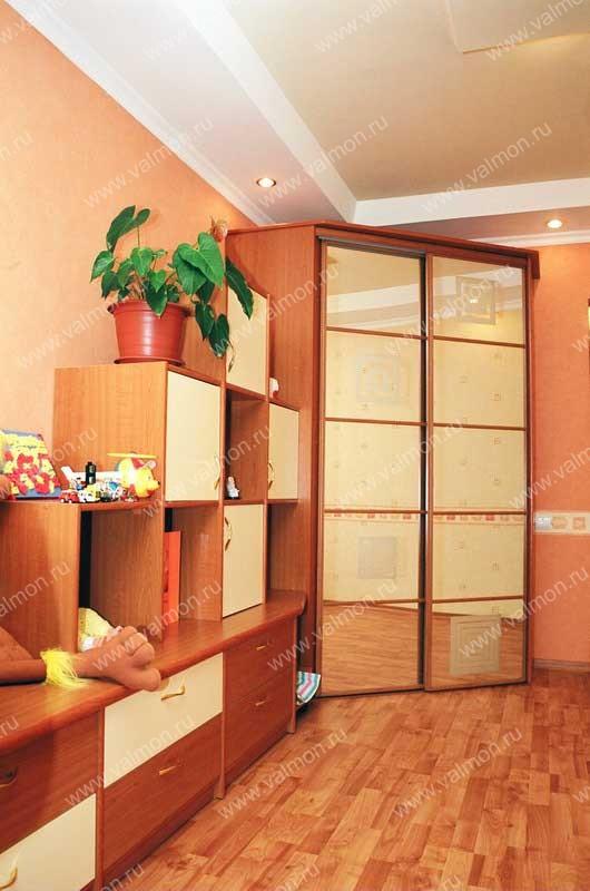 фото шкаф купе детский вальмон фотогалерея шкафы купе в детской