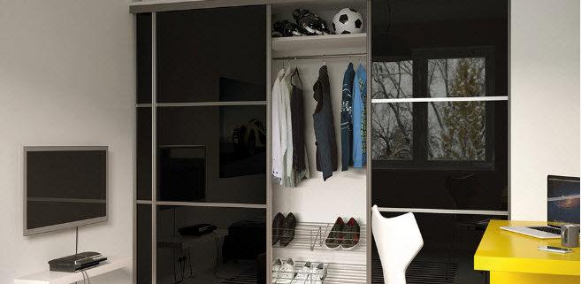 фото шкаф купе прихожая шкаф купе в прихожую идеи дизайна 55