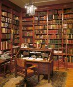 Интерьер кабинет библиотека фото – Интерьеры домашних библиотек, дизайн библиотеки с фото и вариантами оформления на проекте АрхРевю