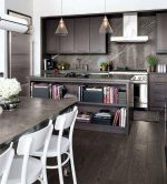 Интерьеры кухни в современном стиле фото 2019 – Дизайн кухни 2019, фото. Актуальный и современный интерьер кухни