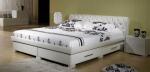 Кровать двуспальная с ящиками для хранения своими руками – Двуспальная кровать с выдвижными ящиками – используем пространство в спальне эффективно, фото и видео