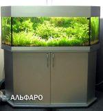 Панорамные аквариумы – Панорамные Аквариумы с тумбой на 200 литров и более производства компании Альфаро (г. Москва) — профессиональное изготовление аквариумов