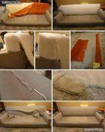Ремонт реставрация мягкой мебели – Перетяжка дивана на дому – какой выбрать материал, стоимость ремонта мебели, реставрация своими руками пошагово