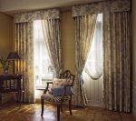 Шторы для окна – выбор ткани и цветовой гаммы, виды штор. Правила коррекции окна с помощью штор. Шторы на два окна. Декор штор своими руками.