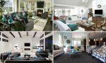 Сочетание серого и бирюзового цвета в интерьере – использование его в интерьере гостиной, кухни, спальни, примеры сочетаний и фото