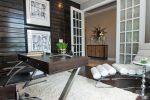 Кабинет рабочий фото – интерьер рабочего места в квартире и частном доме, современные варианты оформления домашнего кабинета