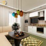 Кухонный гарнитур 10 кв м – Кухня 10 кв метров: реальные фото примеры