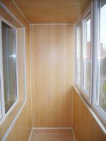 Пластик на балконе фото – как обшить лоджию, обшивка прозрачными ПВХ