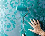 Трафареты рыбок для стен – Трафареты для стен под покраску: распечатать и нарисовать