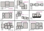 Расположение рамок на стене схема – Расположение рамок с фотографиями на стене — расположение рамок на стене — запись пользователя anika♨ПЕЧИ НА ЗАКАЗ♨ (anikakroshka) в сообществе Дизайн интерьера в категории Интерьерные штучки.