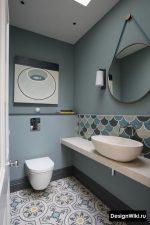 Фото туалетов в квартире – 7 Правил Дизайна Туалета в Квартире и 92 реальные фото