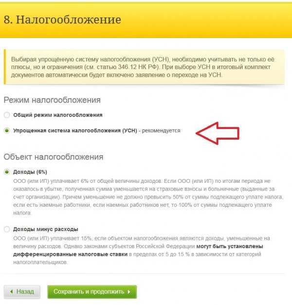 Перечень документов предоставляемый в налоговую при регистрации ооо орган гос регистрации ип