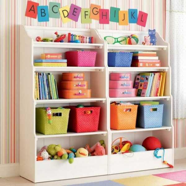 Если ребенку будет интересно складывать в шкаф игрушки, он это будет  делать, если же это будет унылый, на взгляд ребенка взрослый шкаф, ... a490609b41a